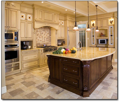 Custom Kitchen And Bath Cabinet Installation And Refacing In - Semi custom bathroom cabinets for bathroom decor ideas